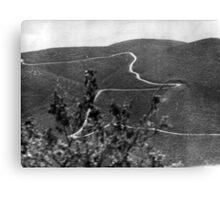 Gavr Mountains Canvas Print