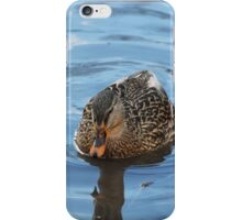 Heading towards the shore iPhone Case/Skin