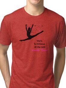 The next Maddie Ziegler Tri-blend T-Shirt