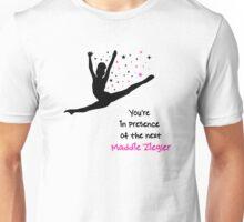 The next Maddie Ziegler Unisex T-Shirt