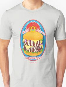 World Famous Hamburger! T-Shirt