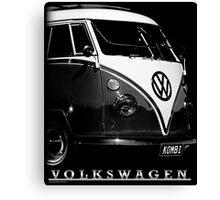 VW Kombi Classic © Canvas Print