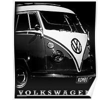 VW Kombi Classic © Poster