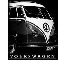 VW Kombi Classic © Photographic Print