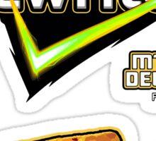 Dewritos [Doritos/Mtn Dew Parody] Sticker