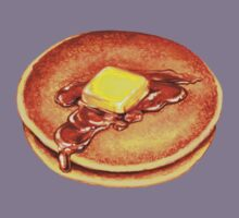 Pancake Pattern Kids Tee