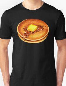 Pancake Pattern Unisex T-Shirt