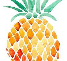 Pineapple by rileyr21