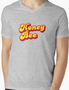Honey Bee - Beyonce inspired print. Mens V-Neck T-Shirt