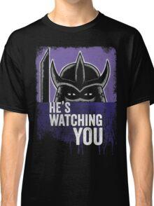 Shredder is Watching Classic T-Shirt