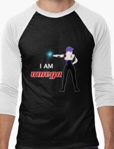 I am Omega Men's Baseball ¾ T-Shirt