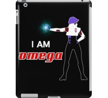 I am Omega iPad Case/Skin