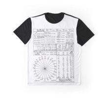 Trigonometry 1 Graphic T-Shirt