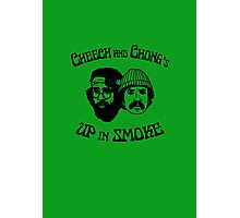 Cheech And Chong's Up in Smoke Photographic Print