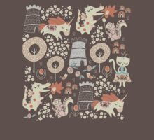 Animal Kingdom  Baby Tee