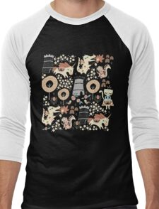 Animal Kingdom  Men's Baseball ¾ T-Shirt