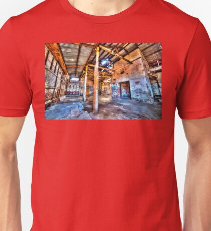 Dystopian factory #1 Unisex T-Shirt