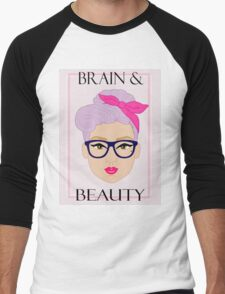 Brain and Beauty  T-Shirt