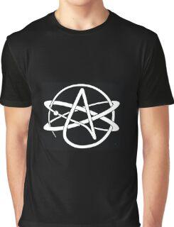 Atheism Symbol Graphic T-Shirt