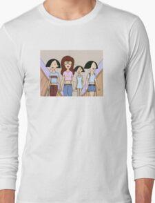 Daria and Jane Long Sleeve T-Shirt