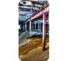Dystopian factory #3 iPhone Case/Skin