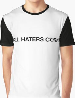 Beyonce Formation - Y'all Haters Corny (Black on Light) Graphic T-Shirt