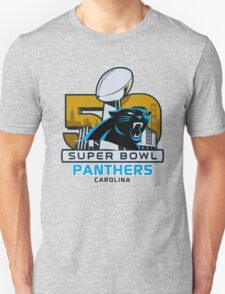 carolina panthers super bowl 50 T-Shirt