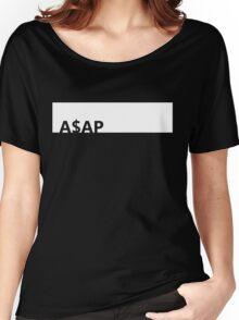 ASAP Stripe Women's Relaxed Fit T-Shirt