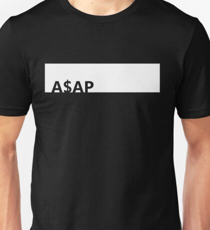 ASAP Stripe Unisex T-Shirt