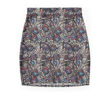 Flower Doodles Mini Skirt