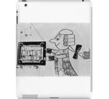 French Graffiti  iPad Case/Skin