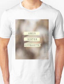 Amen Sister T-Shirt