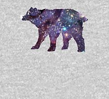 Space Bear Zipped Hoodie