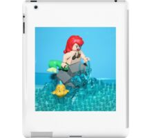 Lego Mermaid iPad Case/Skin