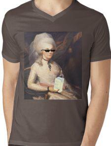 Eliza  Mens V-Neck T-Shirt