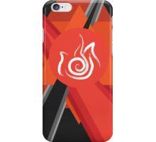 Avatar - Fire iPhone Case/Skin