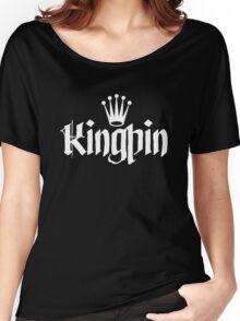 Kingpin - White Women's Relaxed Fit T-Shirt