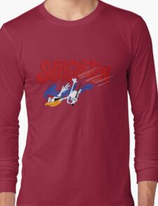 Super Chicken Long Sleeve T-Shirt