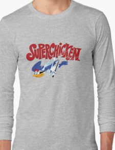 Super Chicken Long Sleeve T-Shirt
