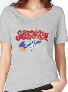Super Chicken Women's Relaxed Fit T-Shirt