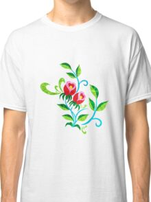 Tulips Color Classic T-Shirt