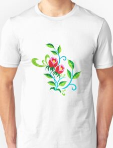 Tulips Color T-Shirt