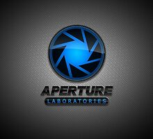 Portal Aperture Laboratories  by blightning65