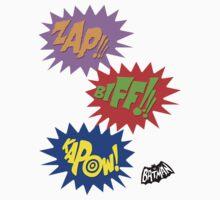 Zap!!! Biff!!! Kapow! by ianscott76