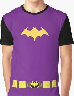 Batgirl w/ Utility Belt Graphic T-Shirt