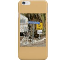 Hotflash Territory iPhone Case/Skin