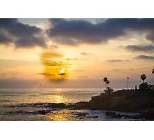 Laguna Beach  Photographic Print