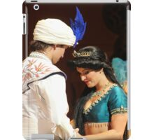 Aladdin's final performance iPad Case/Skin