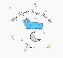 The Alpaca Jumps Over the Moon Unisex T-Shirt
