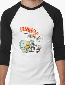 bingoo Men's Baseball ¾ T-Shirt